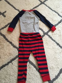Boys 12mo Carter's Just One You pajama set.  Silver Spring, 20901