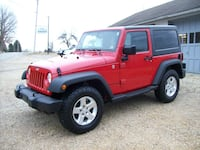 Jeep - Wrangler - 2014 Rural Valley, 16249