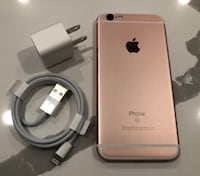 64GB Rose Gold iPhone 6S Factory Unlocked (Pink)   New York, 10018
