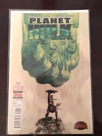 Hulk Planet #1 Comic Issue (new condition) Cambridge, N1R 7B6