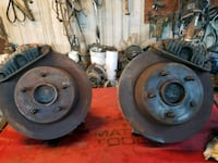 84-88 Corvette C4 Front L & R Disc brakes. Los Angeles County, 90744
