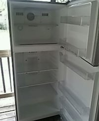 white top-mount refrigerator Spring Hill, 34610