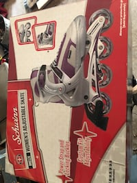 red and white RC helicopter box Ashburn, 20147