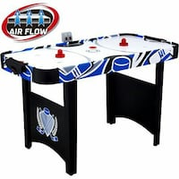 MD Sports 48 Inch Air Powered Hockey Table Tempe