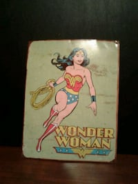 Wonder Woman Comic, Tin