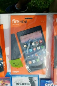Fire HD 8 Tablet (latest gen) Never opened Linthicum Heights, 21090