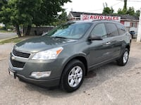 2011 Chevrolet Traverse Accident Free/Automatic/7 Passenger/Certified Scarborough, ON M1J 3H5, Canada