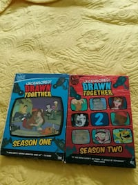 Drawn together seasons 1 and 2 La Porte, 46350