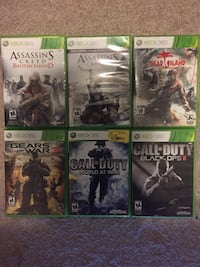 Used XBOX 360 Games  Guelph, N1L 1H2
