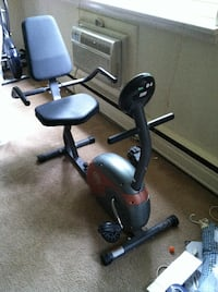 Exercise Bike WARMINSTER