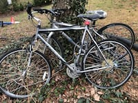 2 trek bikes for sale for parts  Falls Church, 22042