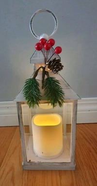 Christmas Decoration - Battery Operated Candle