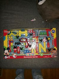 Mickeys Mousekador Tool set