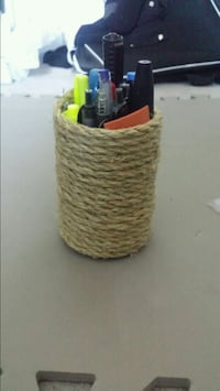 Rope pencil holder Ottawa, K2B 7E5