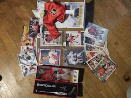 BRODEUR..Have a collection of different Brodeur stuff