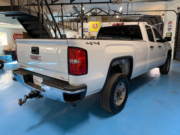 GMC Sierra 2500HD available WiFi 2015 4