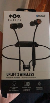 BNIB Marley Uplift 2 Wireless Headphones Stoney Creek, L8G 4V7
