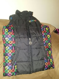 black brown bubble vest Oxon Hill, 20745