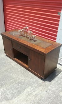 Credenza with stone on top Houston, 77072