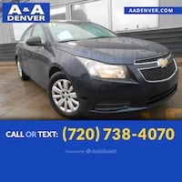2011 Chevrolet Cruze LS Denver, 80223