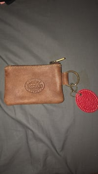 brown leather Michael Kors wristlet Mississauga, L4X 1R8
