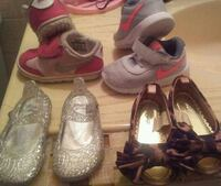 Baby girl shoes La Feria, 78559