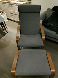 Ikea reading chair poang Vancouver, V5R 4P9