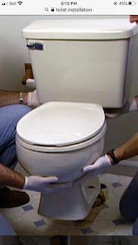 Toilet Installation by The Toilet Guy