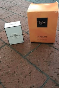 Lancôme and Chanel Woman's perfume brand new never used