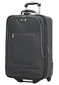 Skyway Luggage Epic 21 Inch 2 Wheel Expandable Carry On, Black Washington, 20009