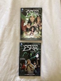 Justice League Dark books Winnipeg, R3L 0M2