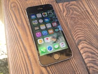 iPhone 5s space grey  White City, 97503