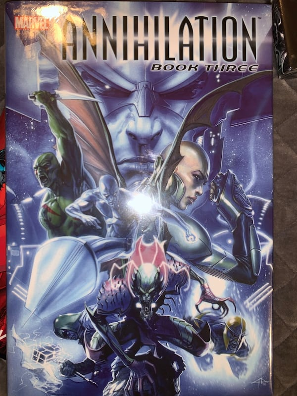 MARVEL NEW SEALED Annihilation Omnibus HC New  vol 2 + 3 5152c749-d5a8-4f89-bbed-a9883754dac6