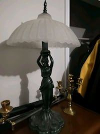 black and white table lamp Welland, L3B 5N5