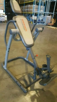 Inversion table - Weider Club great shape  Triangle, 22172
