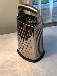 Stainless Steel Box Grater Palm Coast, 32164