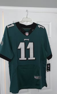 Official Carson Wentz NFL jersey Red Hill, 18076