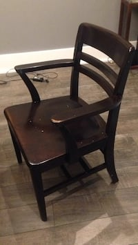 Antique wooden chairs (set of 4) Washington, 20001
