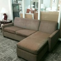 2 piece set. Chaise and sofa bed. Only 1 available Oakville, L6L 5N1