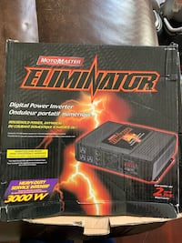 3000 watt power inverter  Waterloo, N2L 1Z3
