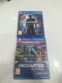 PS4 UNCHARTED 123 VE 4
