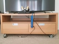 Wood Tv Stand Waterford Township
