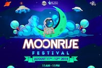 Moonrise ticket Rockville, 20850