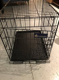 "Petmate 24"" Pet Kennel Perfect for Pets 15-30lbs Toronto, M6K 1A6"