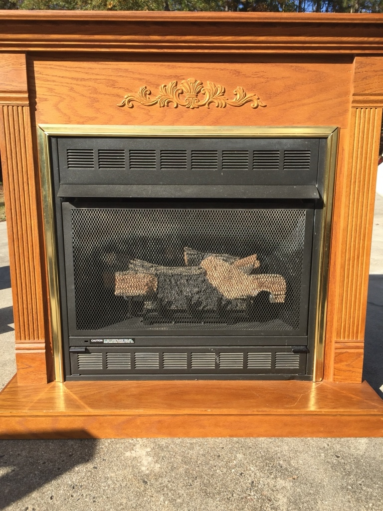 used and new fire place in cary letgo rh us letgo com