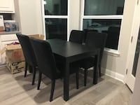 Dining table and chairs Cedar Park, 78613