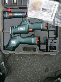 gray and black cordless power drill Denver, 80222