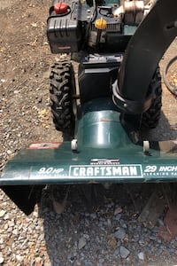 Snow blower great condition like new Mount Airy, 21771