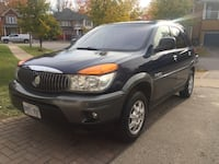 Certified Low KM  [TL_HIDDEN]  Buick Rendezvous fully loaded CX Toronto