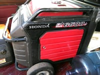 Honda generator Seattle, 98103